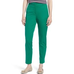 J.Crew High Rise Cameron in Forest Green